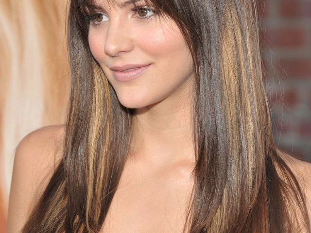 hairstyles for round faces: the most flattering cuts