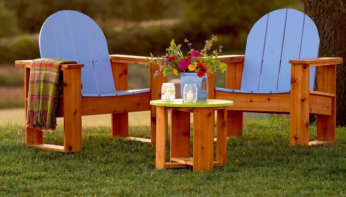 Adirondack Chairs Lowes