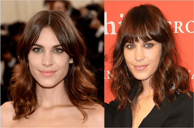 20 flattering hairstyles for oval faces