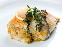 Recipe for Stuffed Flounder Fillet with Shrimp