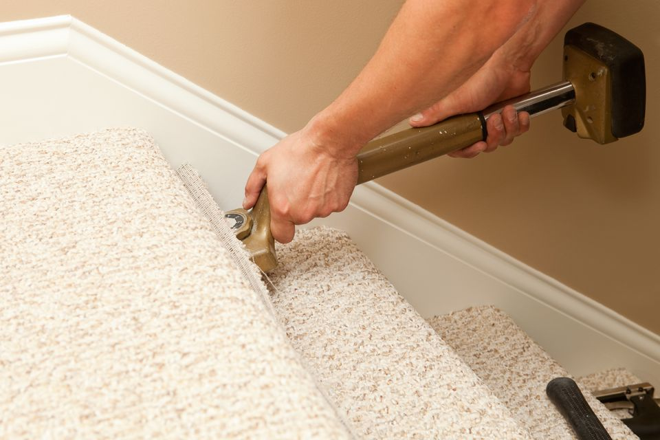 Stair Carpeting Installation Guide and Tips