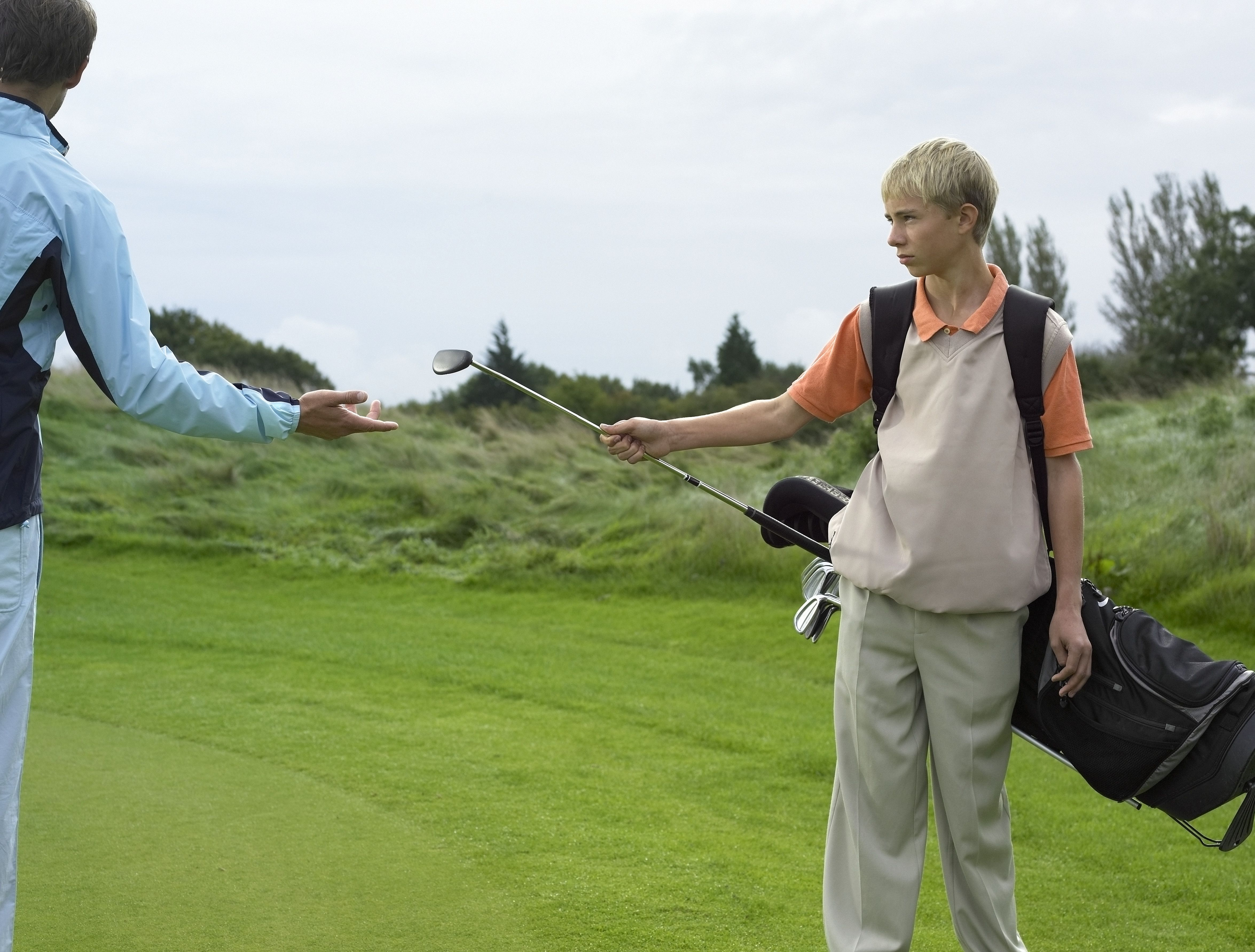 Golf Caddy Resume Michigan Legal Age To Work And Other Requirements