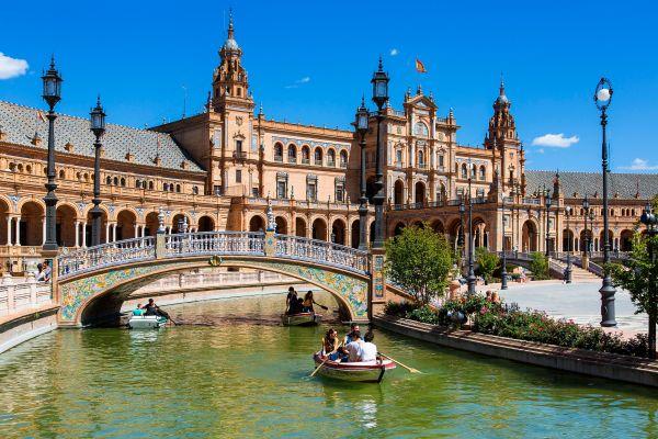 Madrid Seville