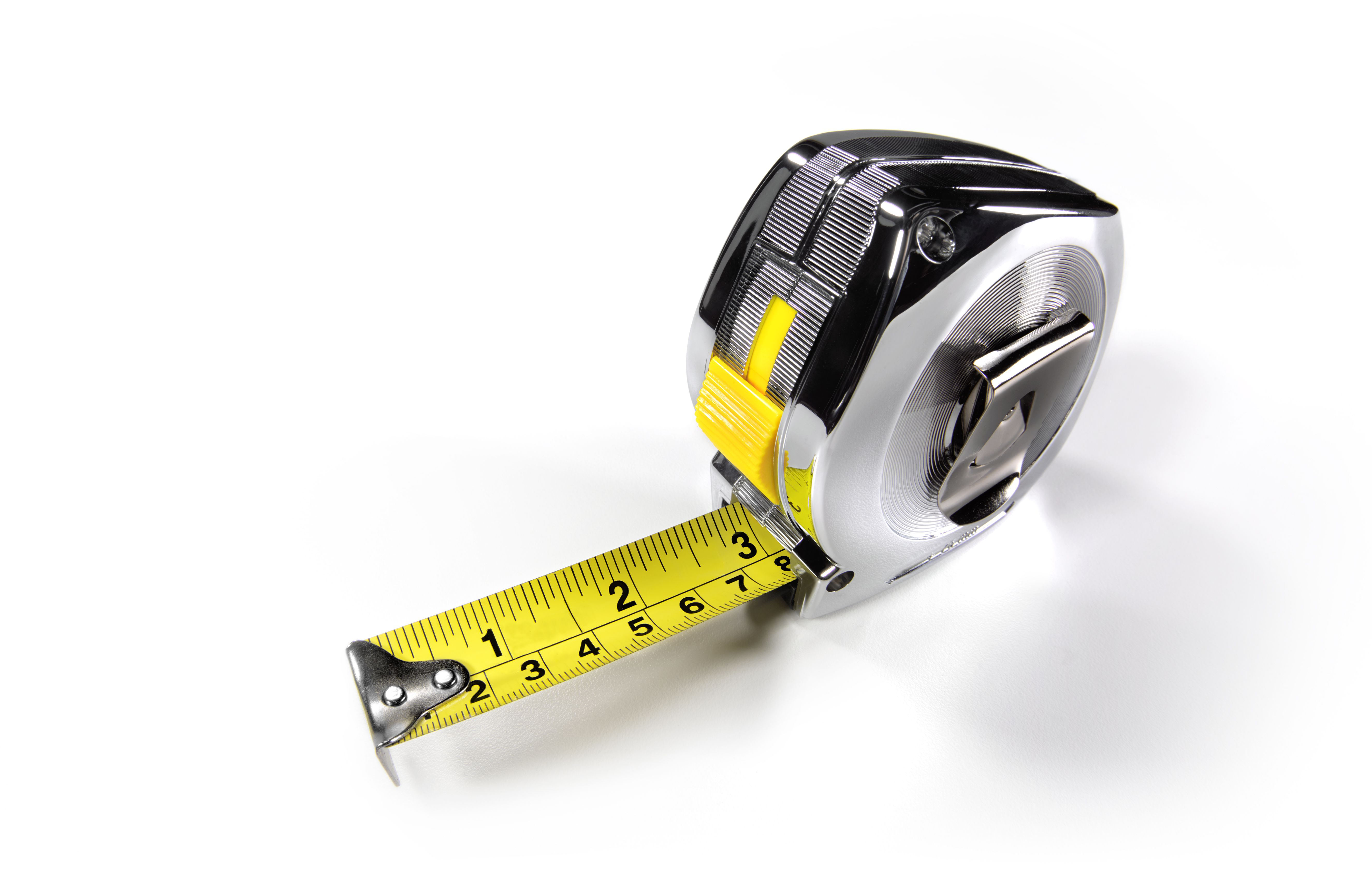 How To Correctly Read A Tape Measure