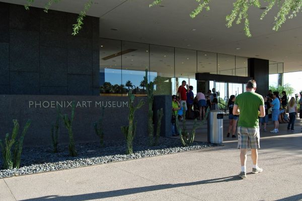 Museums And Open Friday In Phoenix