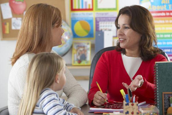 Highly Successful Parent Teacher Communication