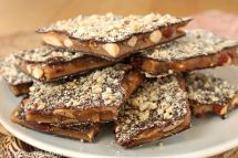 Almond Toffee Recipe