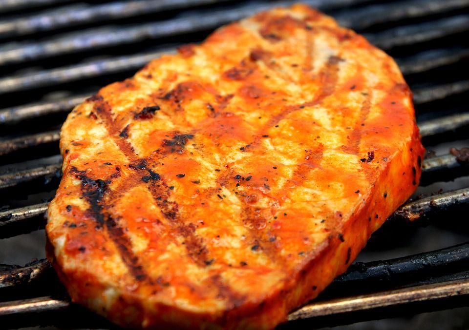 Easy Pork Steak Barbecue Recipe for German Schwenkbraten