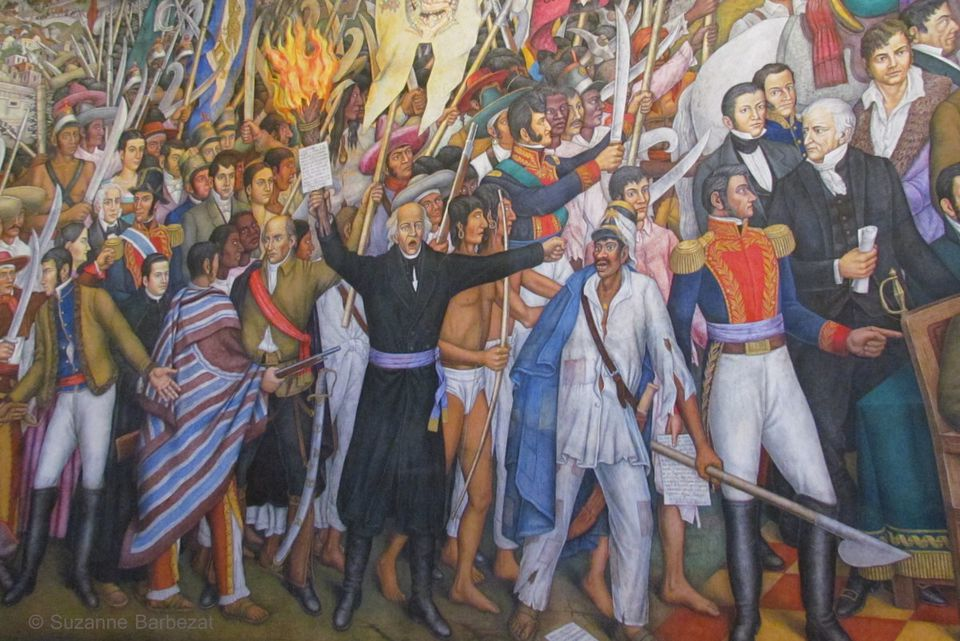 Spain During Mexican War Independence