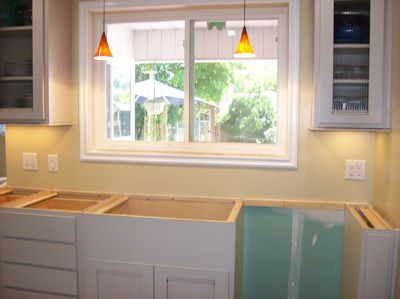 kitchen cabinets sacramento table with bench set steps to remodeling your