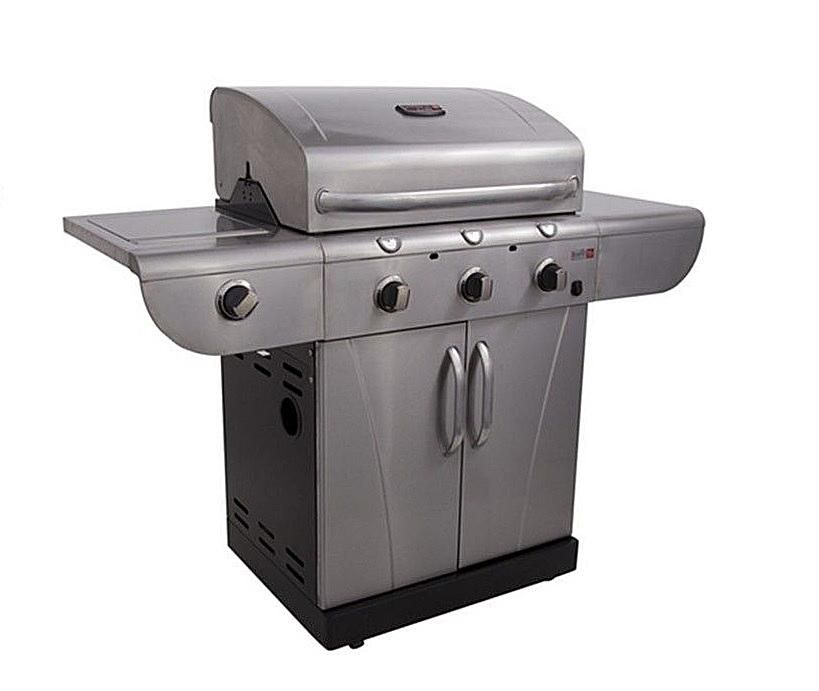 CharBroil TRUInfrared 3Burner 463241313 Grill Review