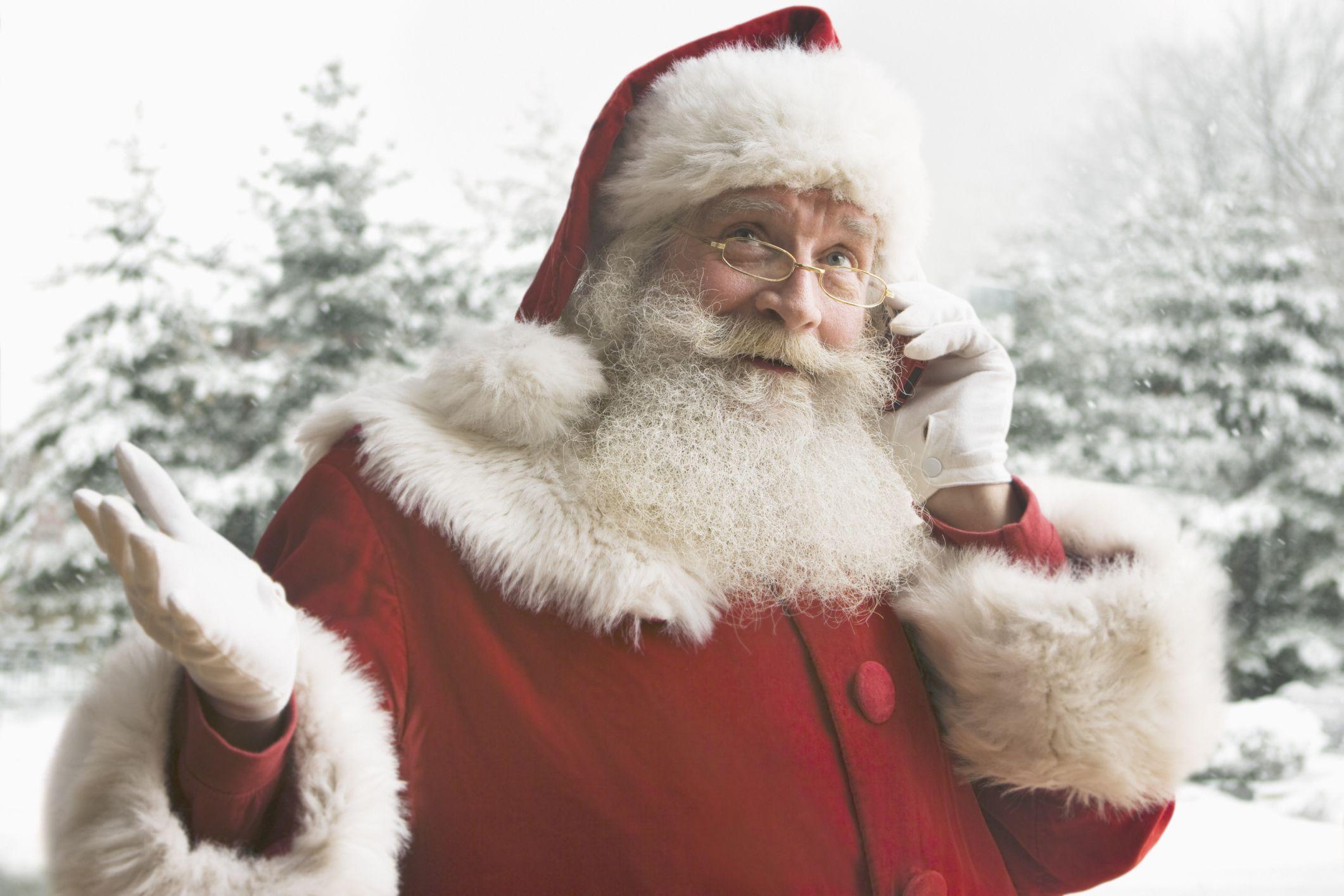 Santa S Lap Christmas Improv Drama Game