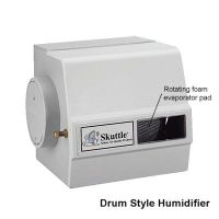 How to Maintain a Furnace-Mounted Humidifier
