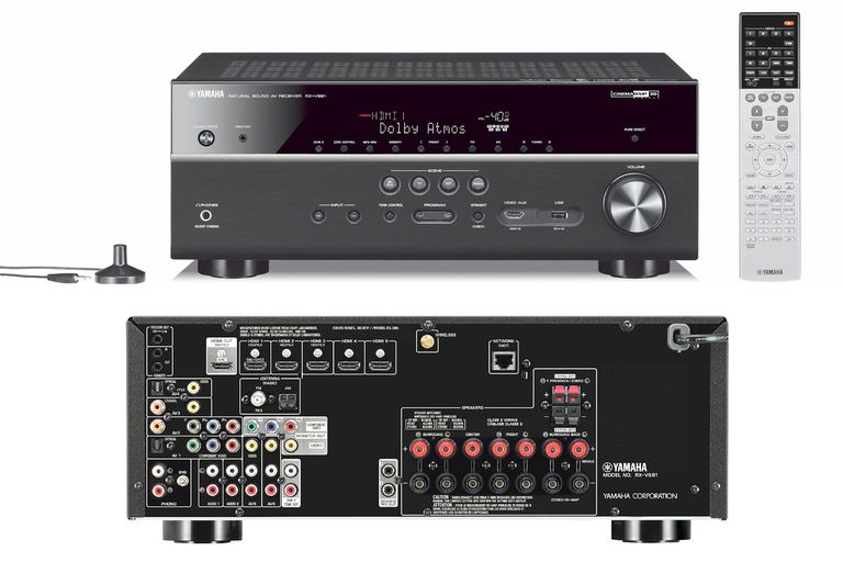 Component Speakers To Amp Wiring Diagram How To Set Up A Home Theater Receiver