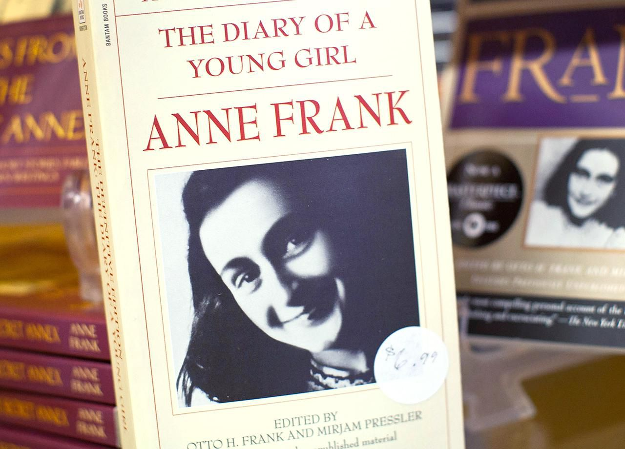 Facts You Don T Know About Anne Frank And Her Diary