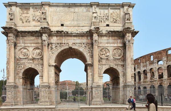 Arches Of Triumph World