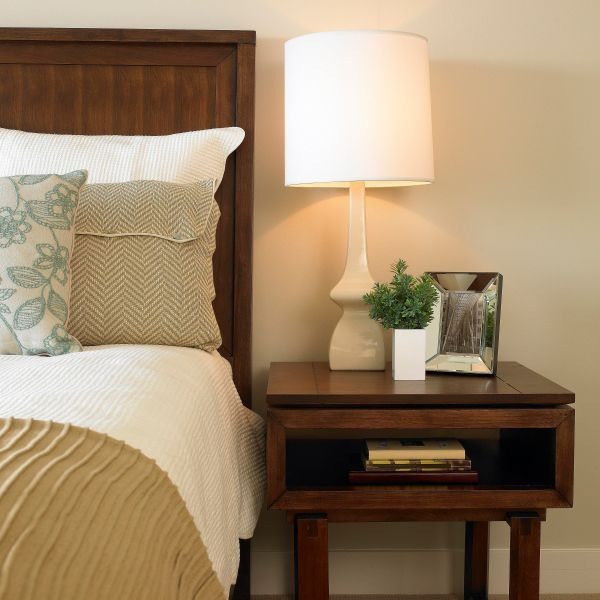 How to Choose a Lamp and the Right Size Lampshade