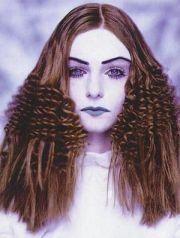 popular creepy and fun hairstyles