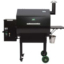 How A Smoker Works Diagram 7 Way Golf Stand Bag Green Mountain Daniel Boone Pellet Grill Review