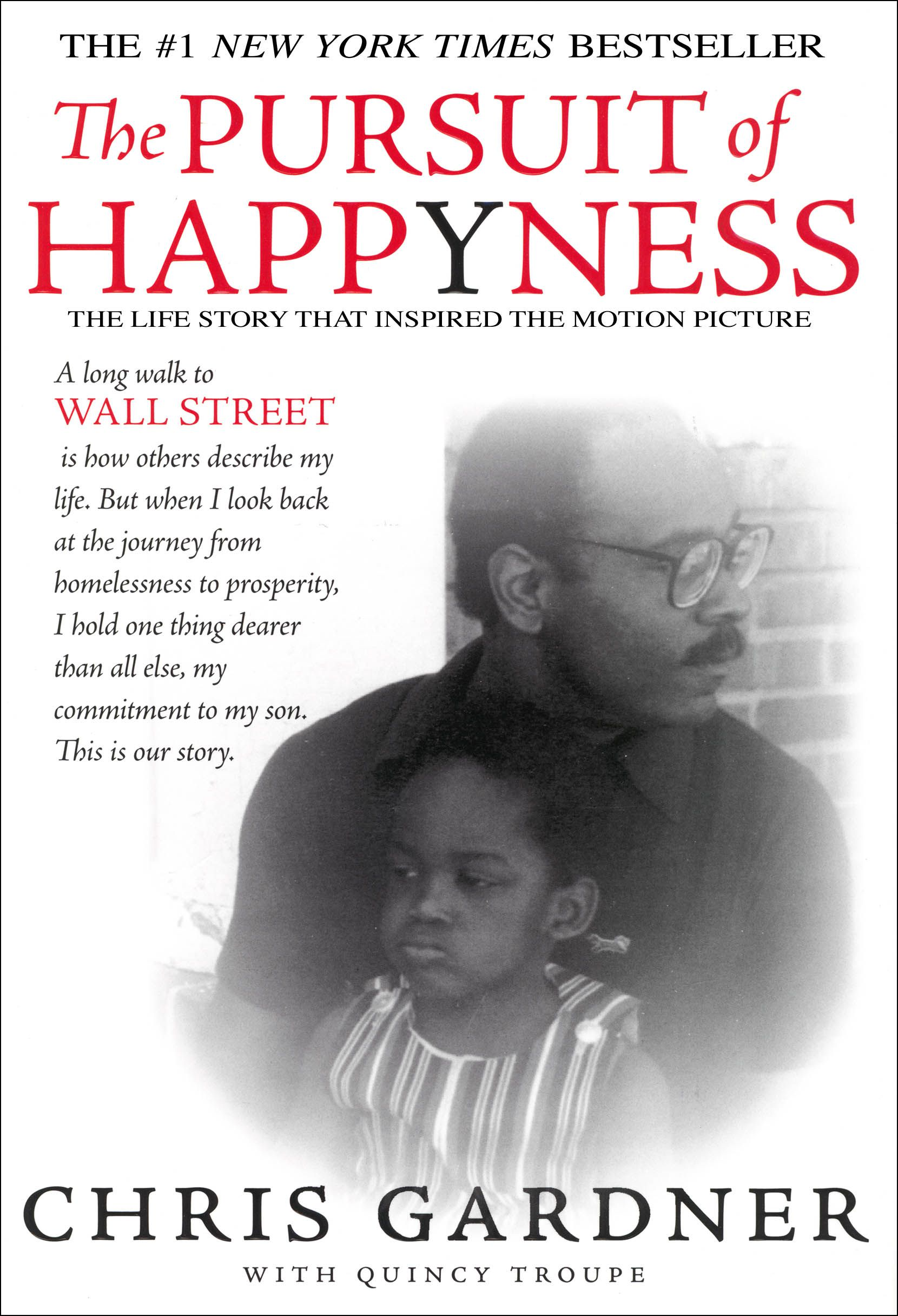 Pursuit Of Happyness By Chris Gardner Book Review