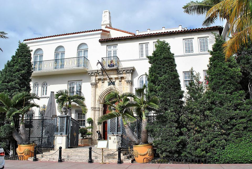 History of Casa Casuarina Formerly the Versace Mansion