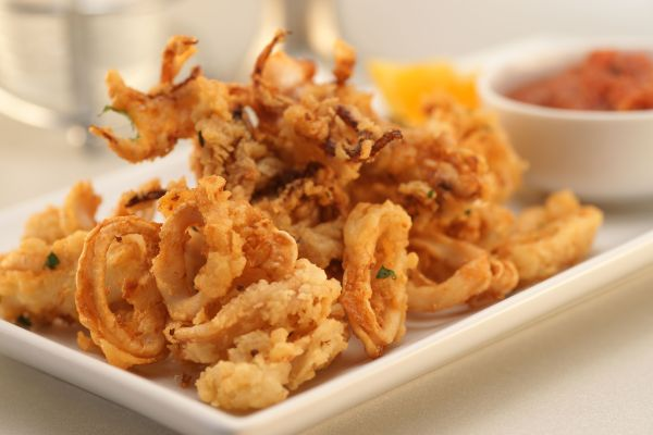 What Is Calamari Made Out of