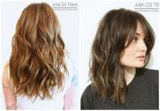 create beachy waves in hair