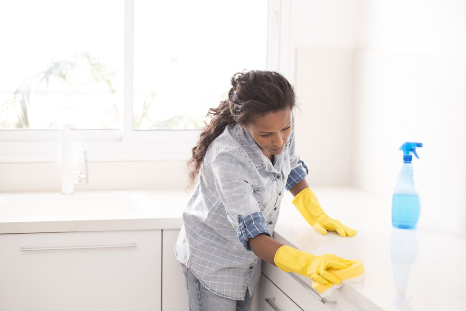 How To Clean A New House Before You Move In