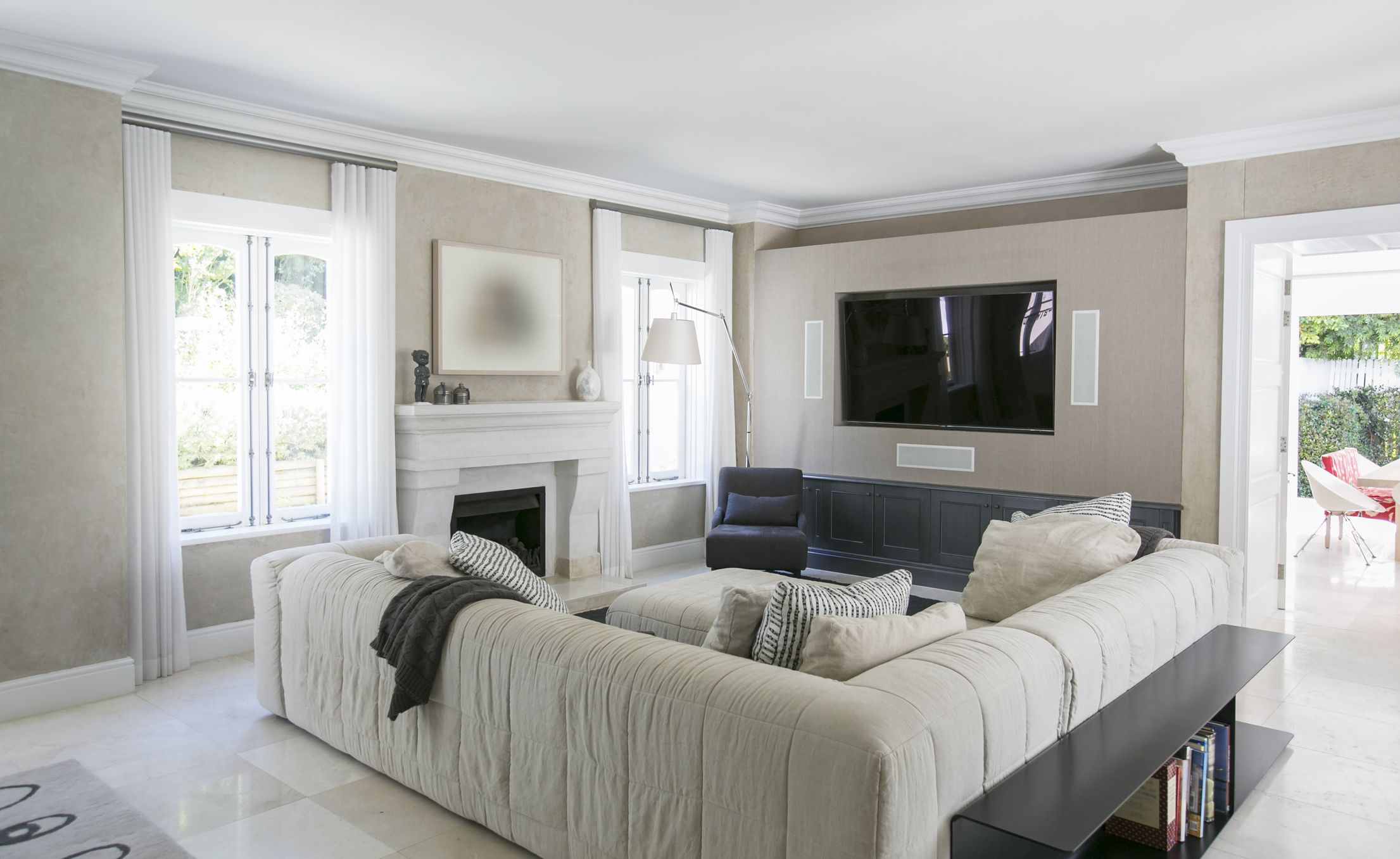Neutral Colors for the Living Room