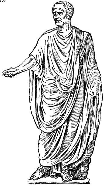 The Six Types of Toga in Ancient Rome