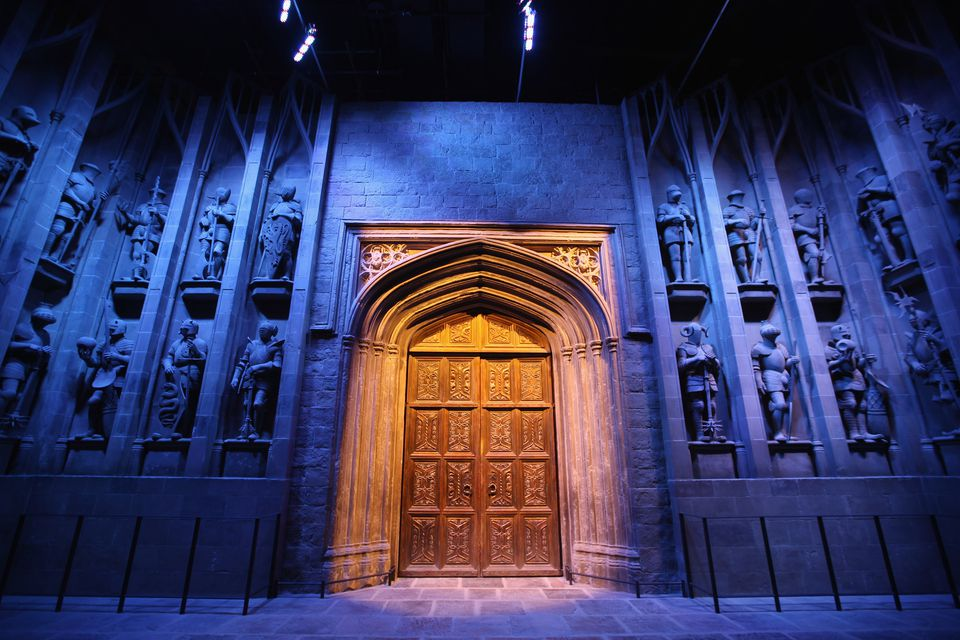 Making of Harry Potter in Warner Bros Studios London