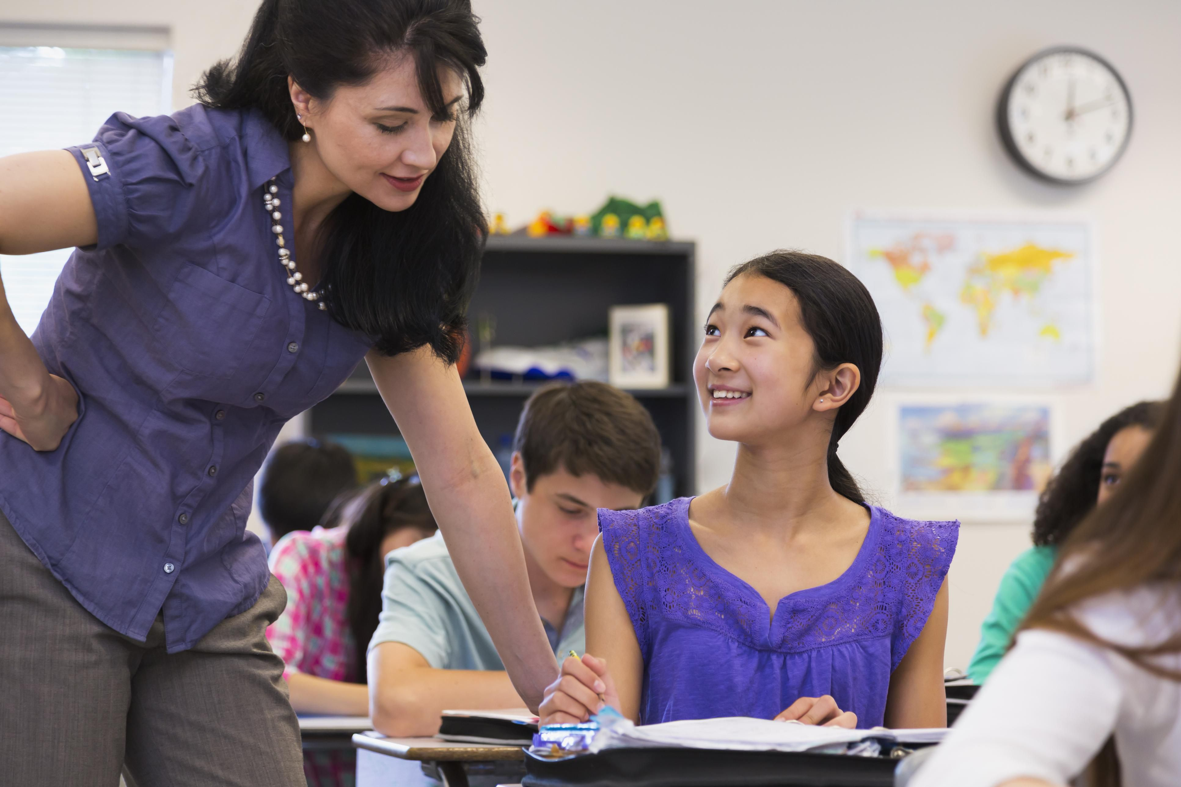 Helping Students With Learning Disabilities Succeed