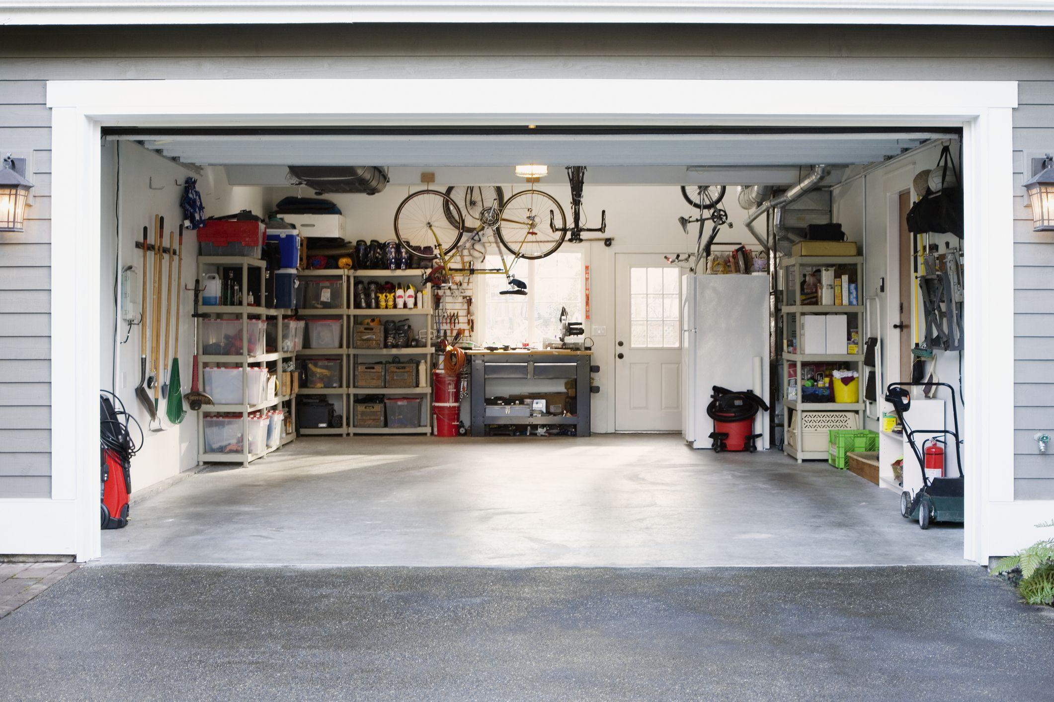Ensure a Longlasting Concrete Garage Floor