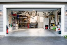 Concrete Garage Floor