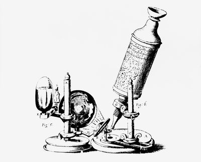 A Brief History of the Microscope