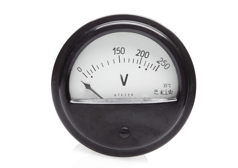 Voltmeter Wiring Diagram For Car