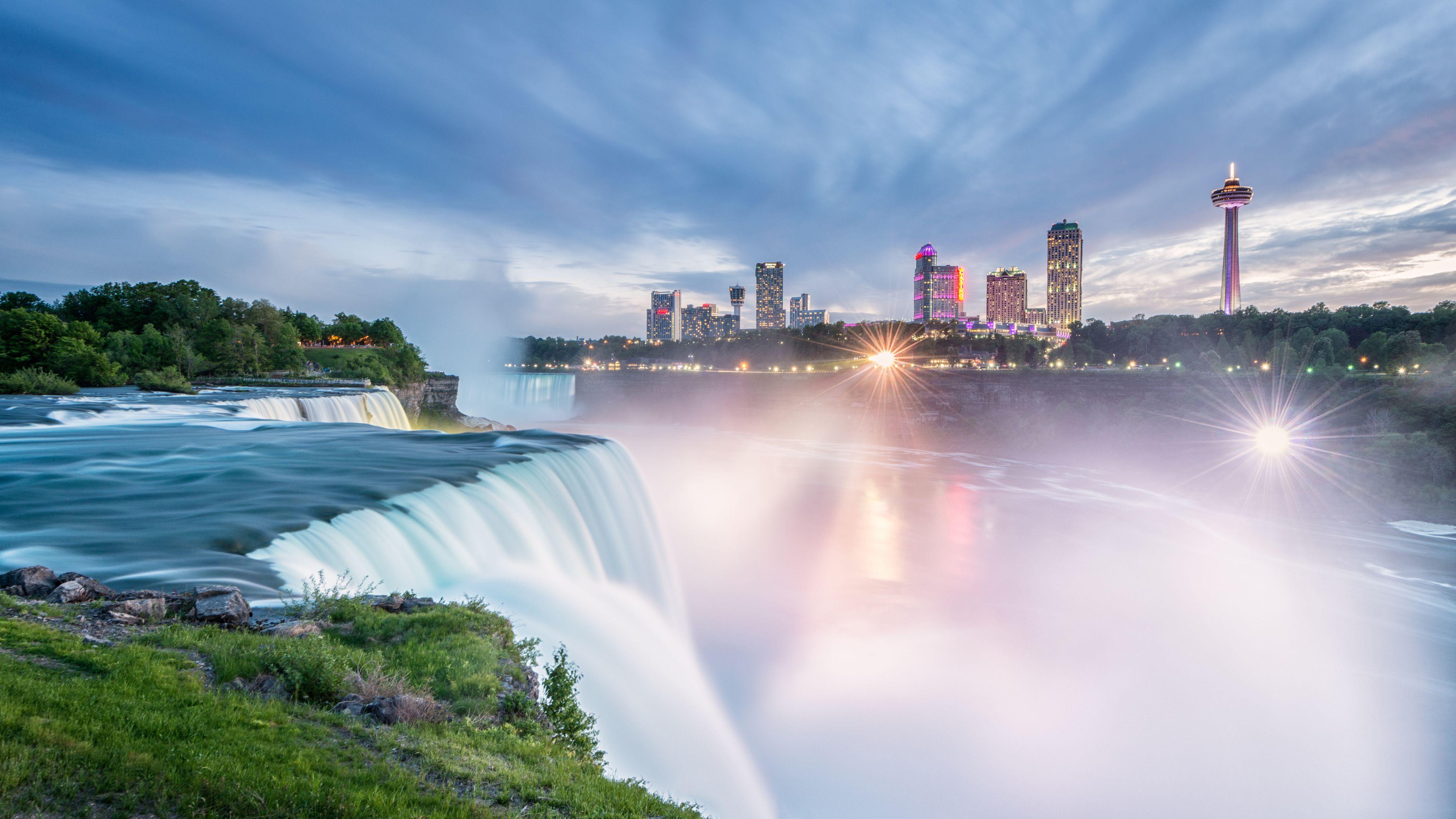 Visiting Niagara Falls From New York City