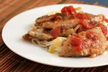 Light And Easy Veal Parmesan Recipe