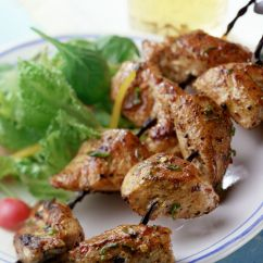 Play Kitchen Dishes Knives Set Reshmi Kabab Recipe With Marinated Chicken