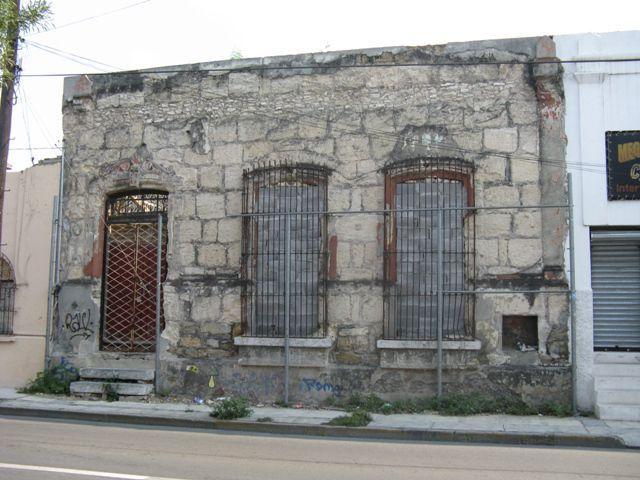 La casa de la calle Aramberri