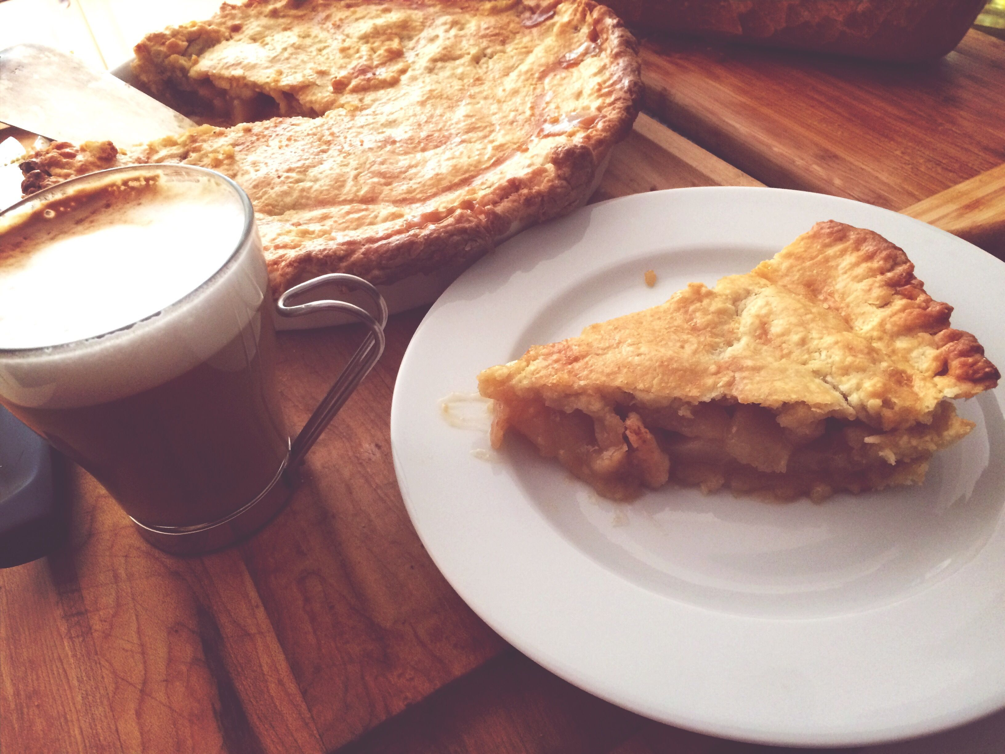 Authentic Polish Szarlotka Apple Tart or Pie Recipe