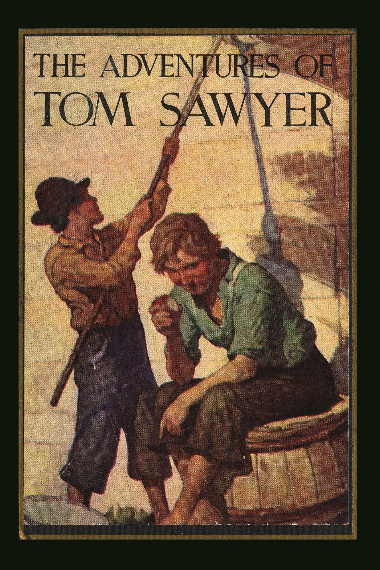 The Adventures Of Tom Sawyer Vocabulary