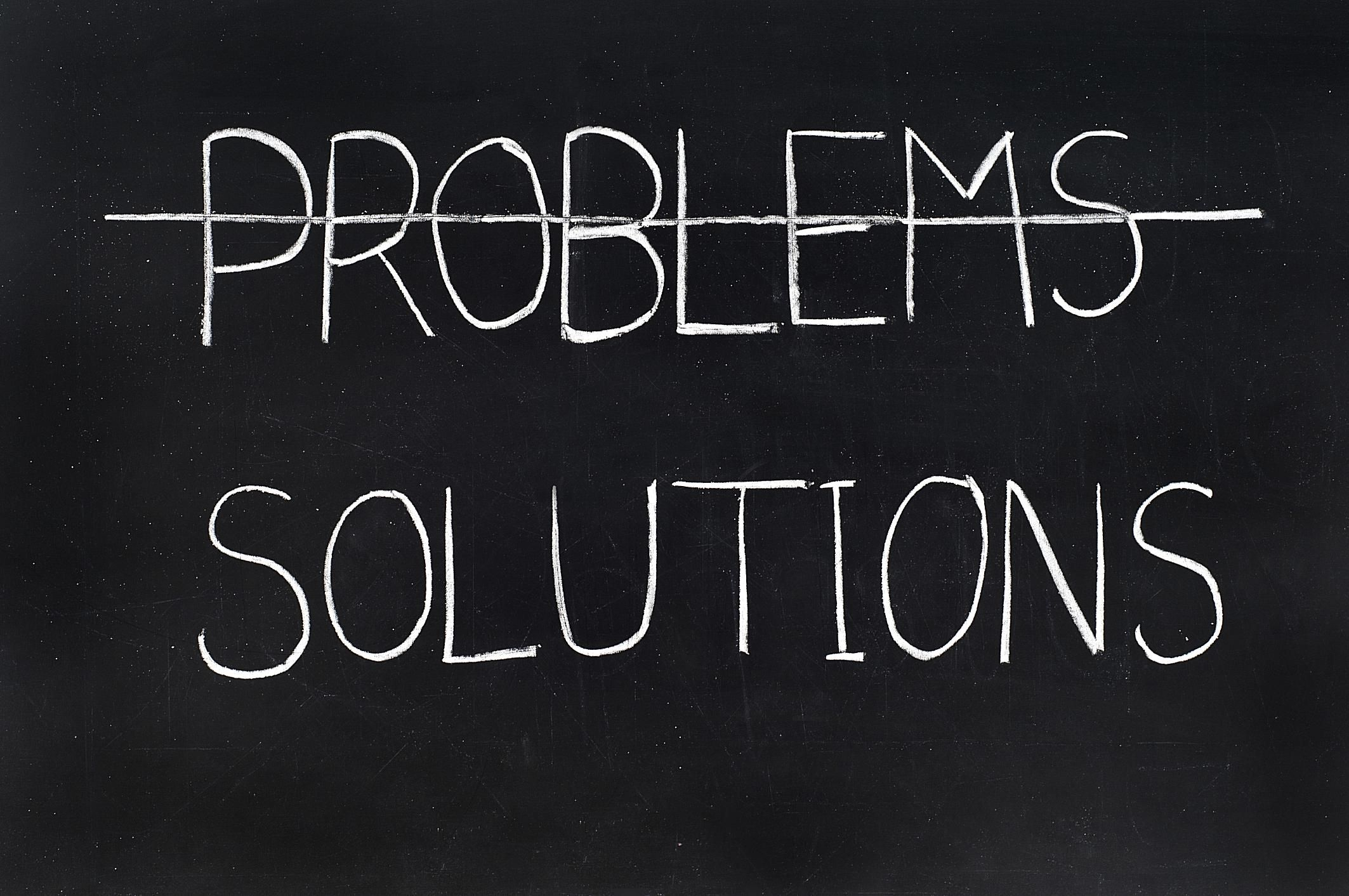 Problem Solving Skills List and Examples