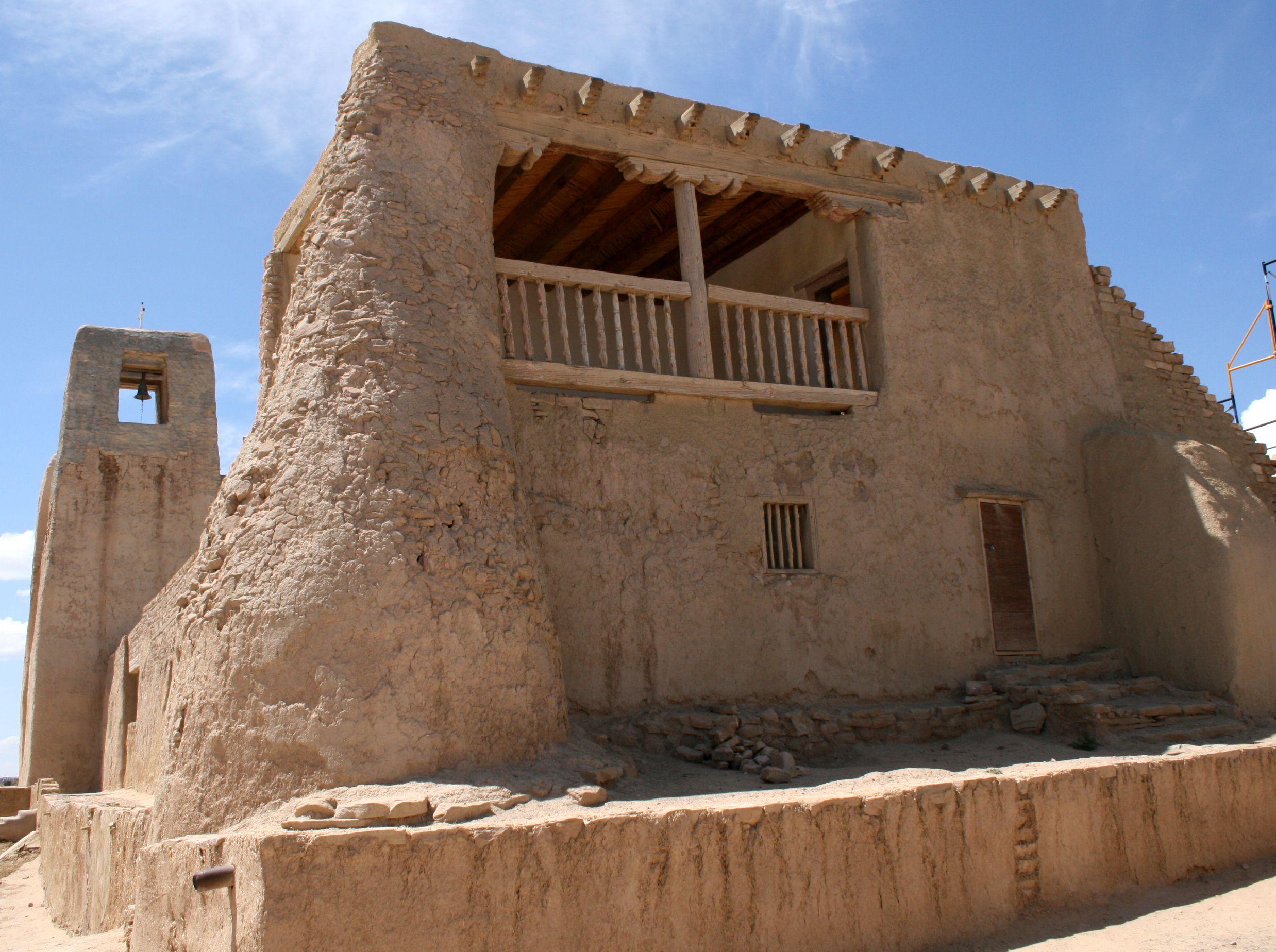 Ancient Sky City of Acoma Pueblo Cultural Center