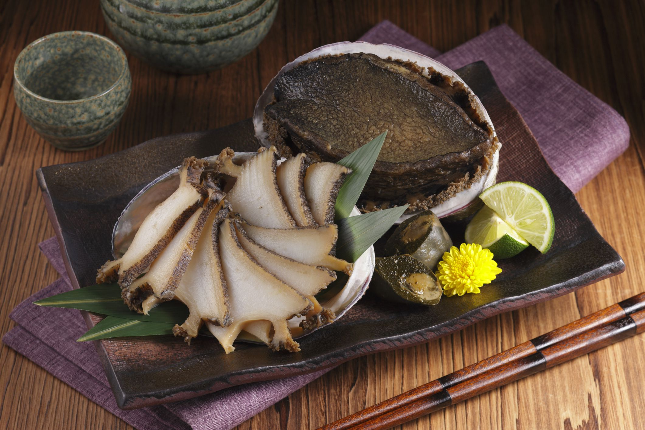 How To Slice And Tenderize Abalone