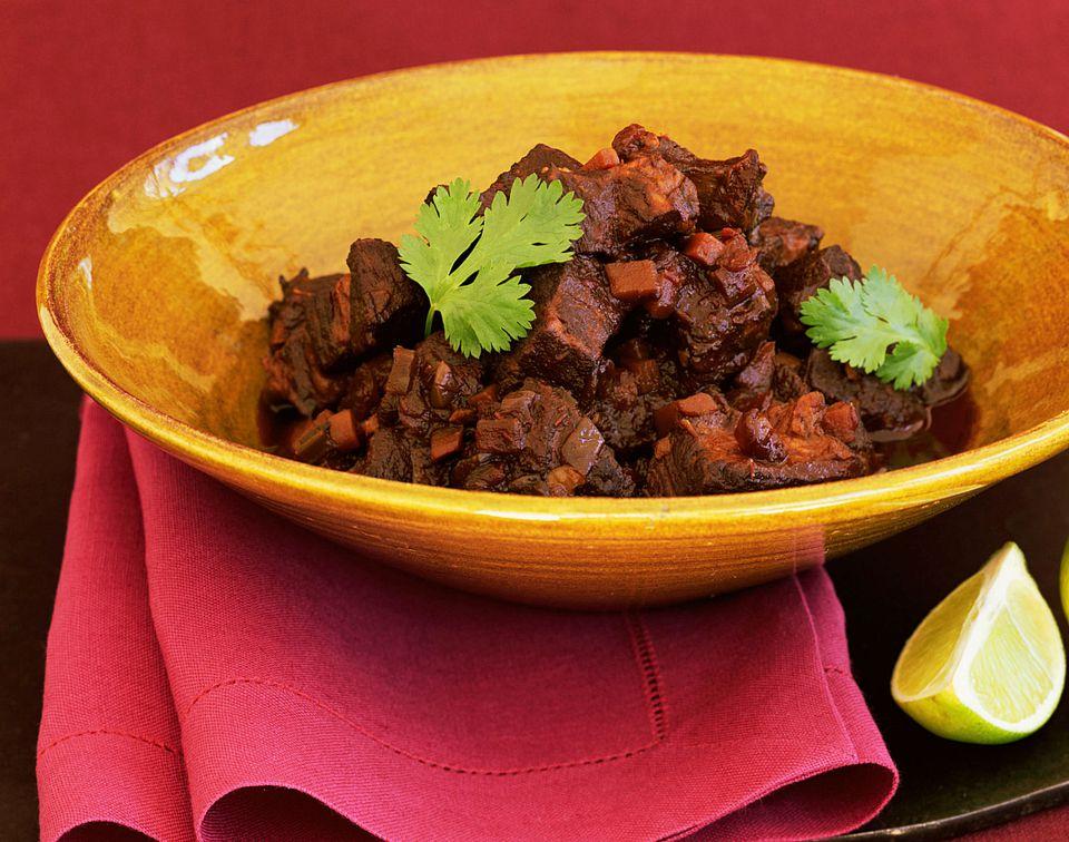 Easy Chili Colorado Recipe With Beef