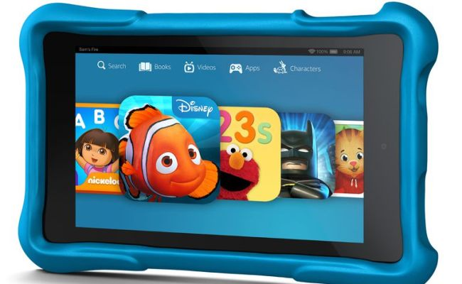 Preview Kindle Fire Hd Kids Edition