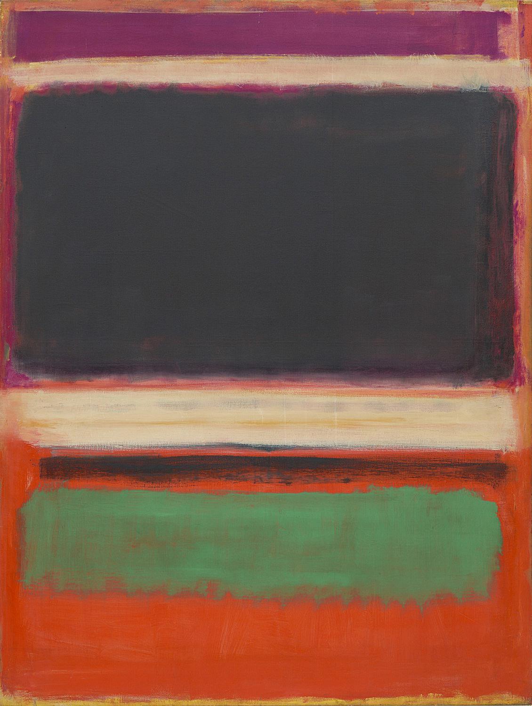 Color Field Painting Art History Basics