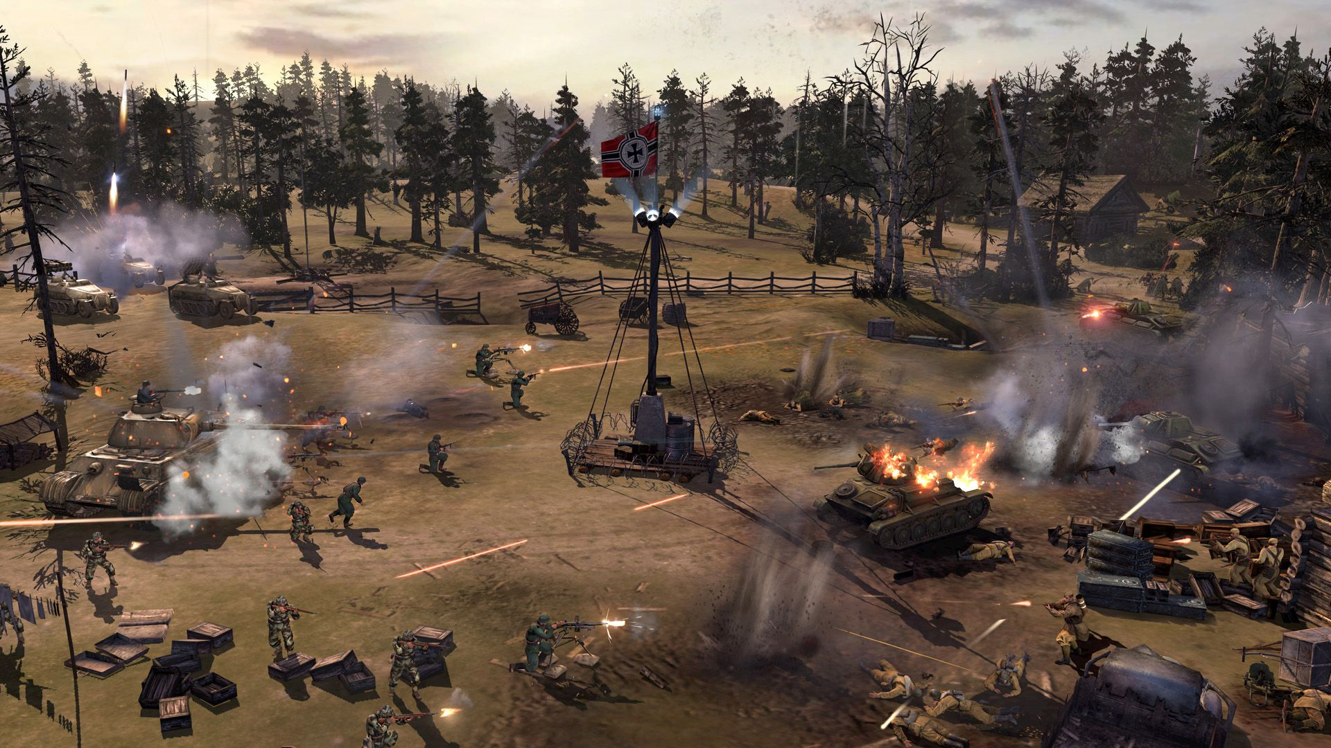 Top 17 World War Ii Real Time Strategy Pc Games