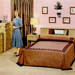 Retro Living Room Furniture Sets Antique The History Of Bed, Mattress And Bedroom